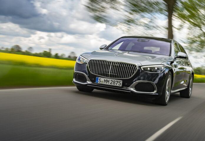 Nuova Mercedes-Benz Classe S Maybach 2021, il lusso del V12