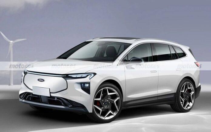 Nuova Ford Elettrica MEB 2022, il SUV dal cuore Volkswagen