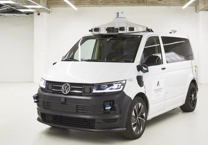 Nuovo Volkswagen ID. Buzz i test sulla Guida Autonoma
