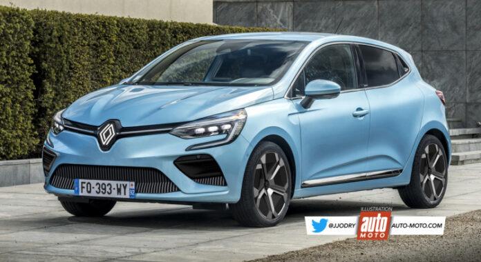 Nuova Renault Clio 2021, il Restyling in Anteprima