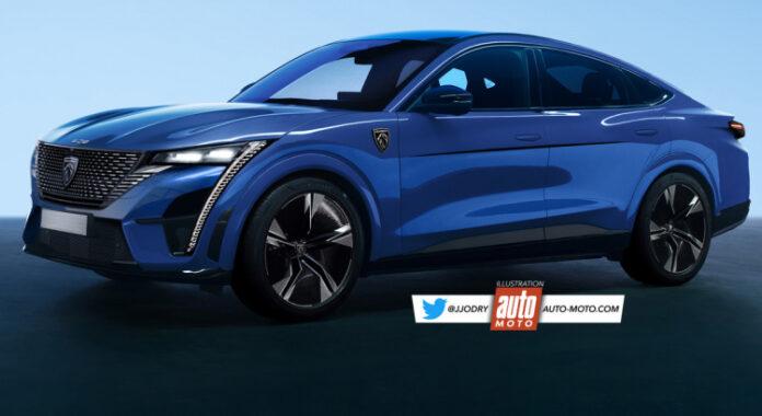 Nuova Peugeot 508 2022, arriva il SUV